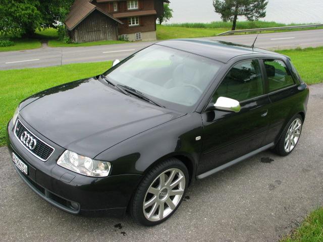 Bilder Von Audi S3 Quattro Spez Swiss Edition