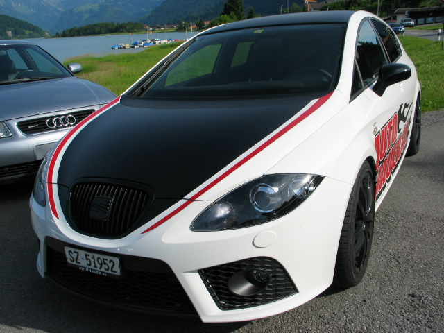 bilder von seat leon cupra r s copa streetcopa edition 285 ps. Black Bedroom Furniture Sets. Home Design Ideas